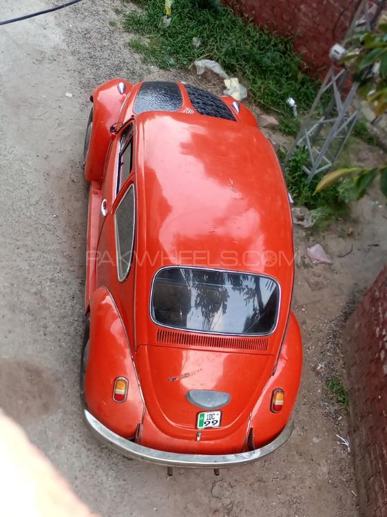 Volkswagen Beetle 1200 1967 Image-1