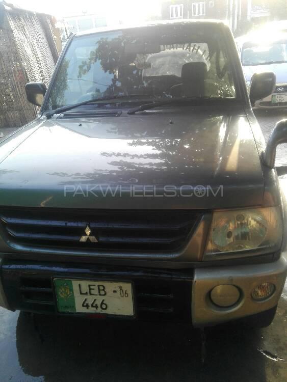 Mitsubishi Pajero Mini Limited 2001 Image-1