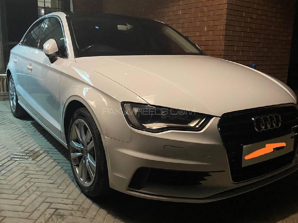 Audi A3 1.2 TFSI Design Line  2016 Image-1