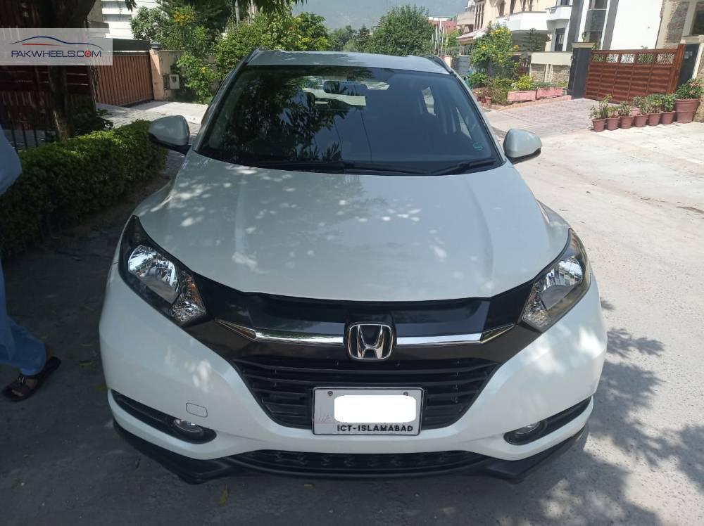 Honda HR-V CVT 2016 Image-1