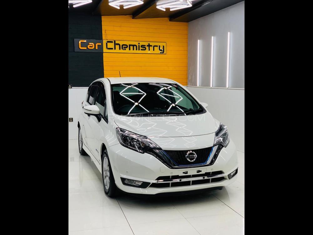 Nissan Note MEDALIST 2018 Image-1