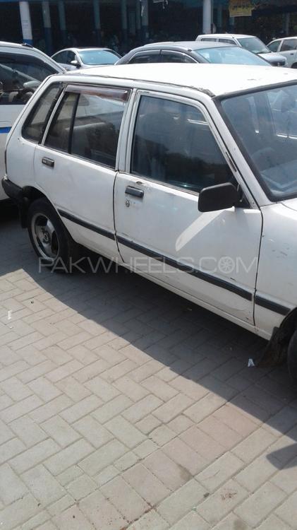 Suzuki Khyber 1985 Image-1