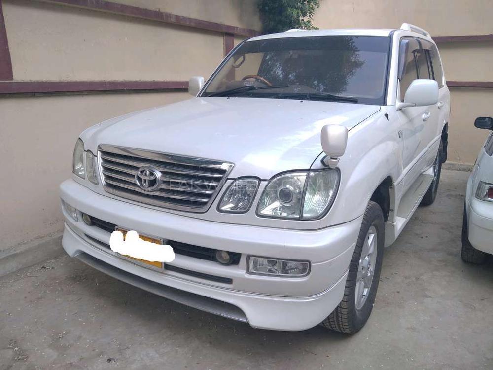 Toyota Land Cruiser Cygnus 2003 Image-1