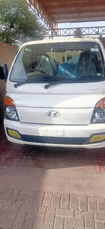 Hyundai H-100 2.6 MT 2020 Image-1