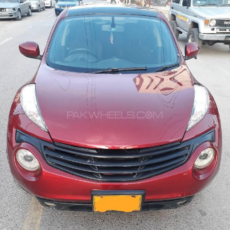 Nissan Juke 15RX 2010 Image-1