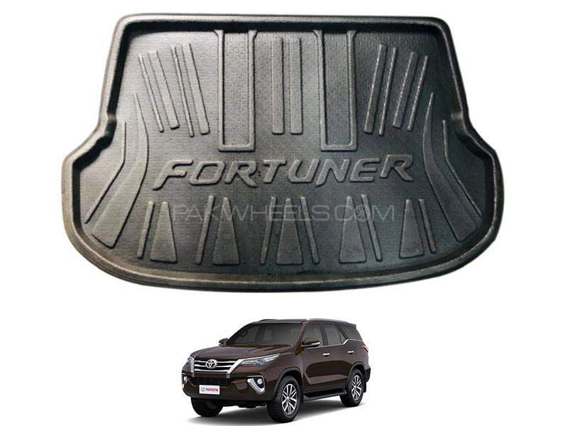 Trunk Tray For Toyota Fortuner 2016-2020 Image-1