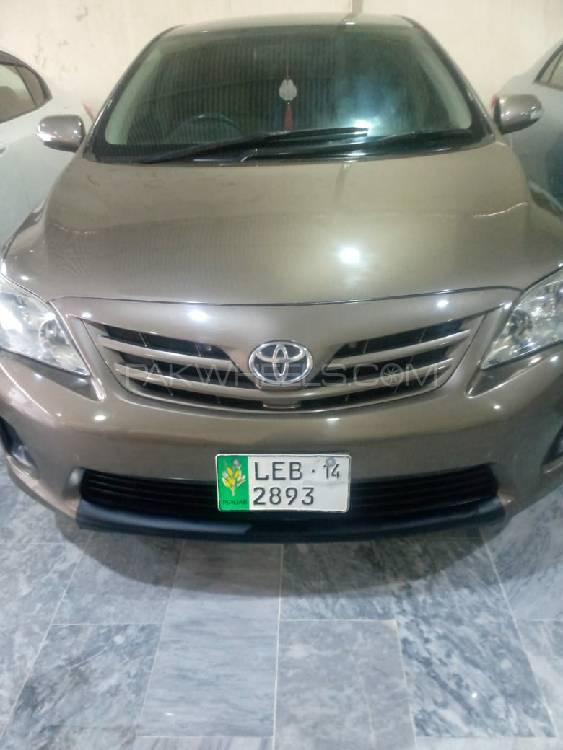 Toyota Corolla GLi Limited Edition 1.3 VVTi 2014 Image-1