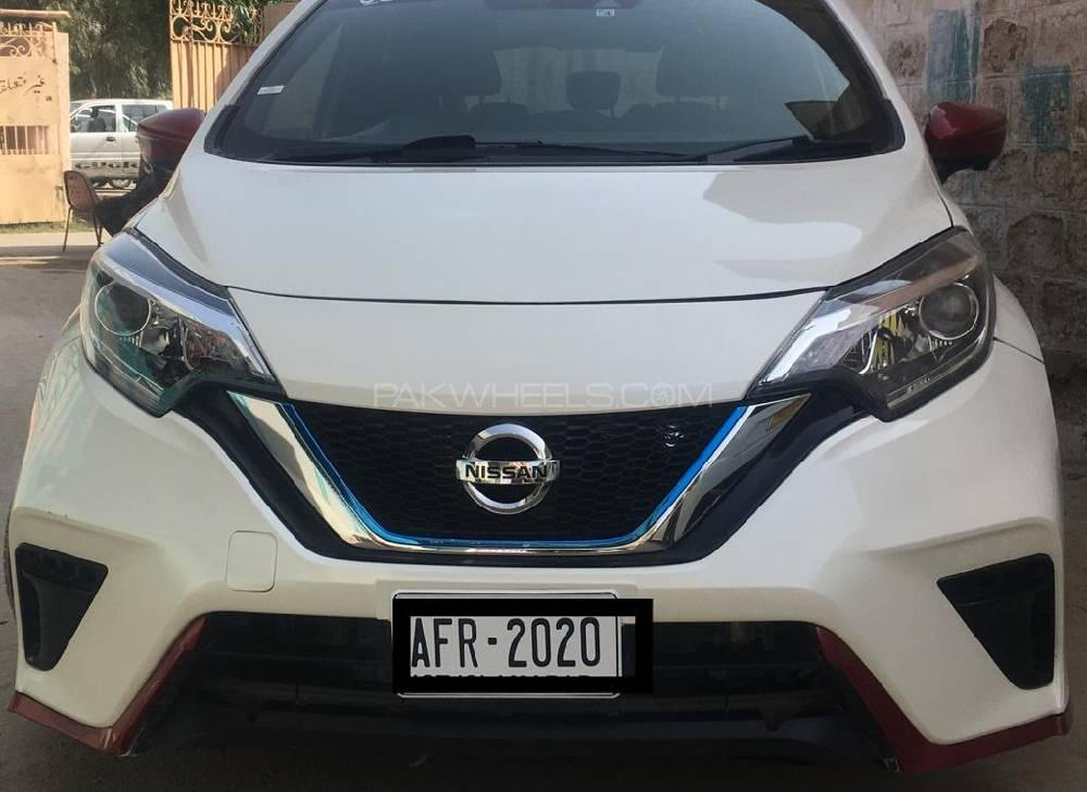 Nissan Note 2018 Image-1