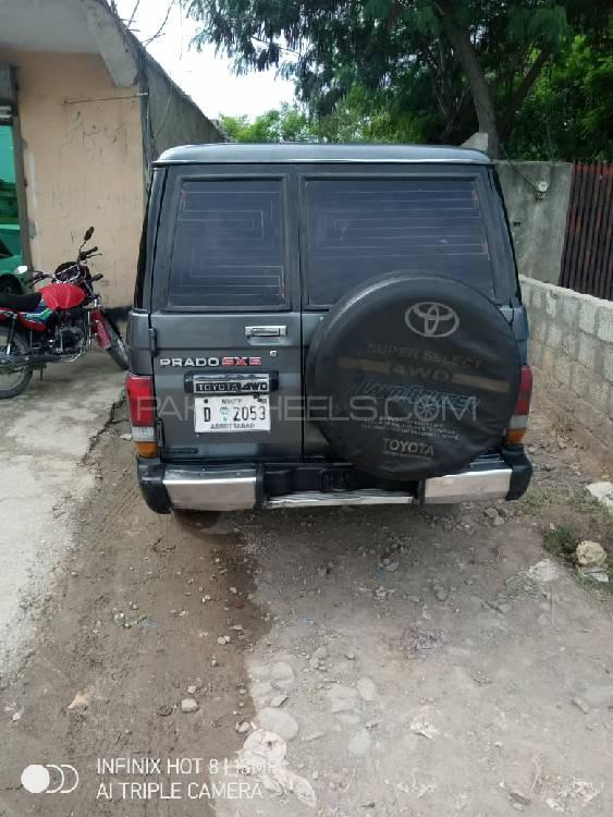 Toyota Prado 1991 Image-1