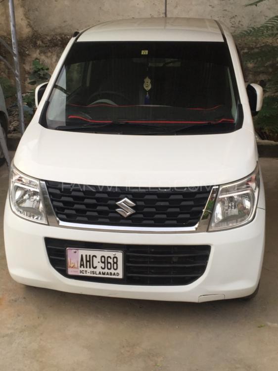 Suzuki Wagon R AGS 2016 Image-1