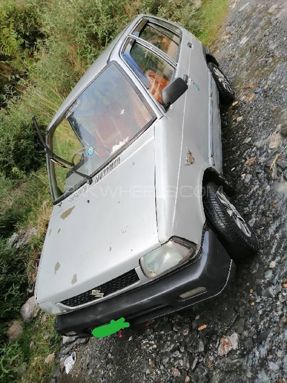 Suzuki Mehran 2006 Image-1