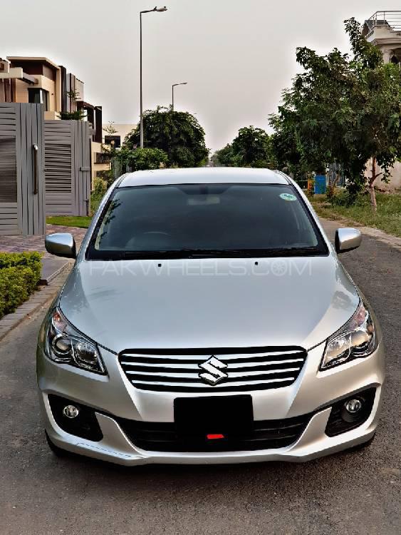 Suzuki Ciaz Automatic 2020 Image-1