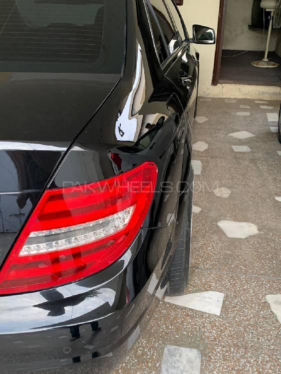 Mercedes Benz C Class C180 2014 Image-1