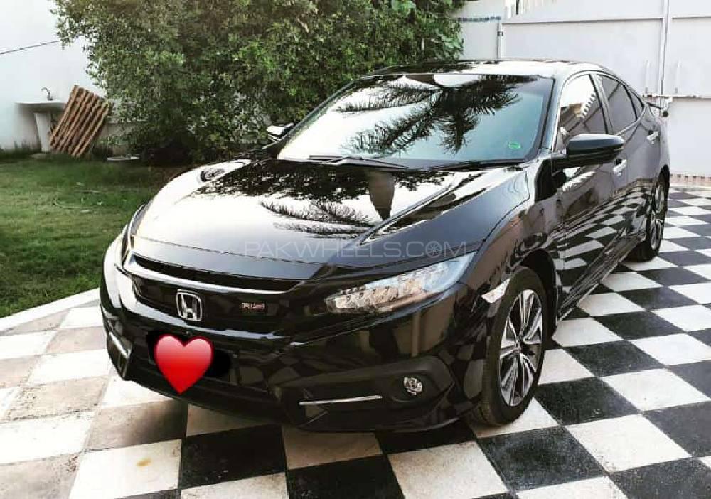Honda Civic Turbo 1.5 VTEC CVT 2020 Image-1