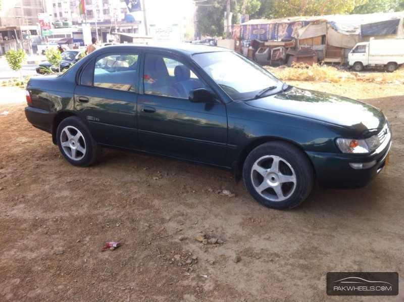 Toyota corolla 1998 for sale in karachi pakwheels for 1998 toyota corolla power window motor