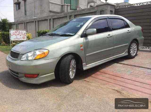 used toyota corolla altis 1 8 2007 car for sale in lahore 838597 pakwheels. Black Bedroom Furniture Sets. Home Design Ideas