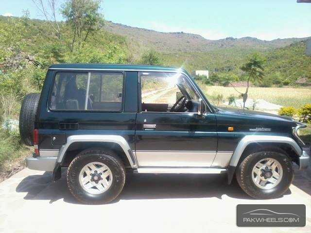 Toyota Land Cruiser Lx Turbo 1994 For Sale In Islamabad