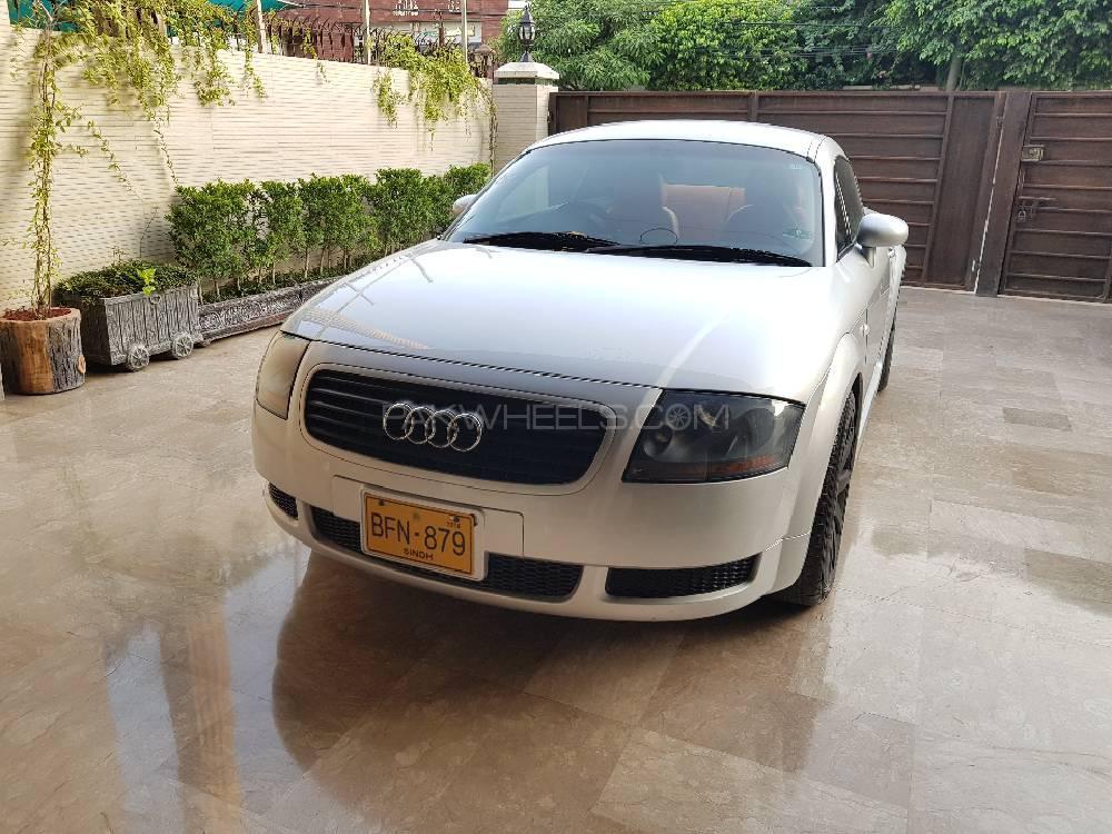 Audi Tt Coupe 2001 Image-1