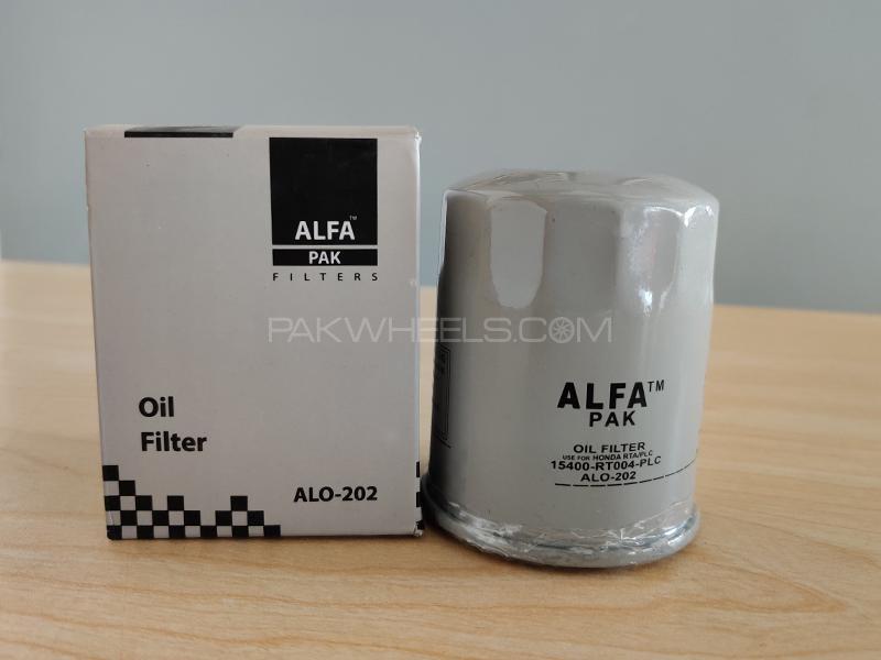 Daihatsu Cuore 2000-2012 Alfa Oil Filter Image-1