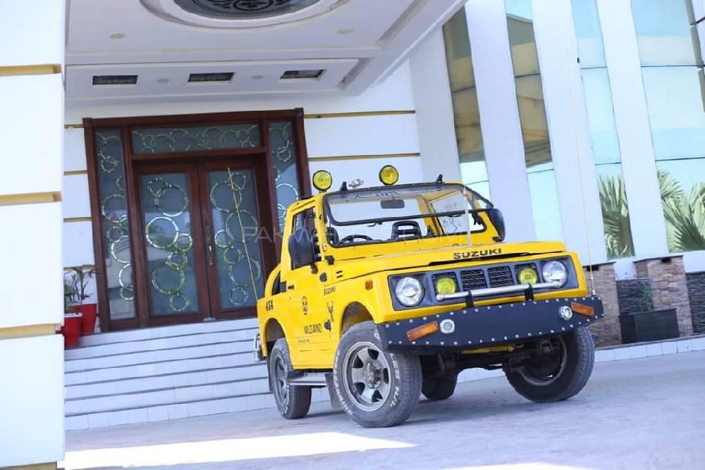 Suzuki Potohar Basegrade 1989 Image-1