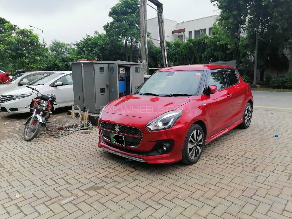 Suzuki Swift RS 1.0 2017 Image-1