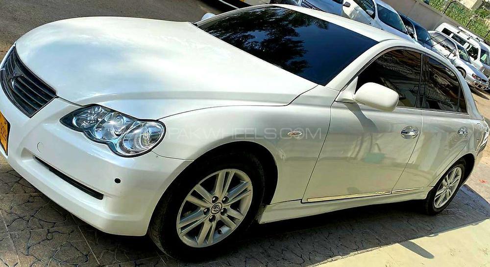 ٹویوٹا مارک X 250G S پپیکج 2005 Image-1