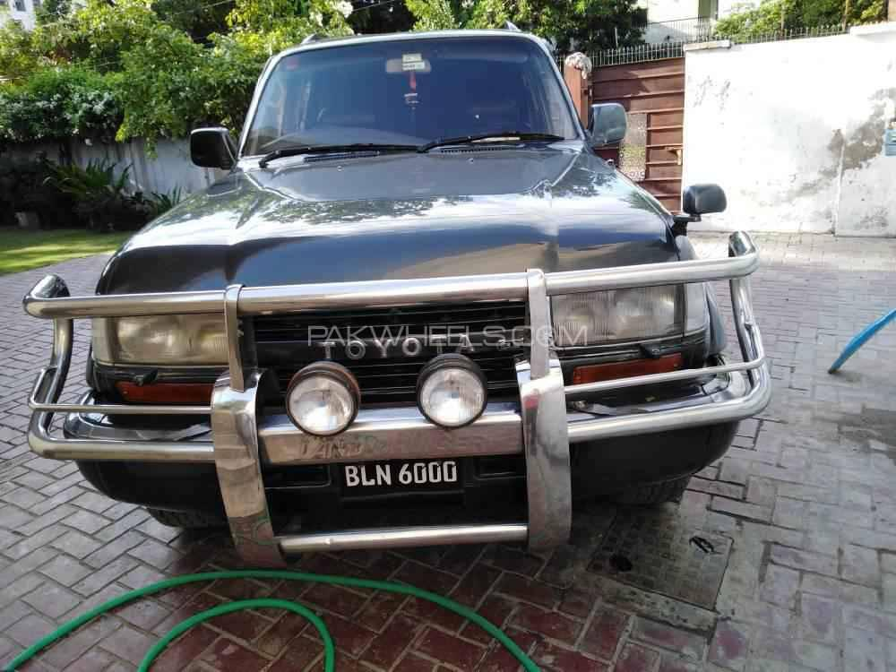Toyota Land Cruiser VX Limited 4.2D 1994 Image-1