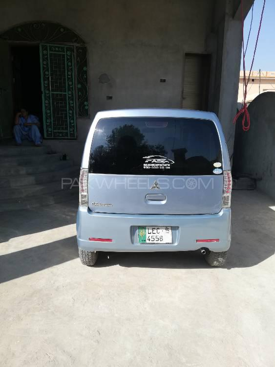 Mitsubishi Ek Wagon M Navi Collection 2007 Image-1