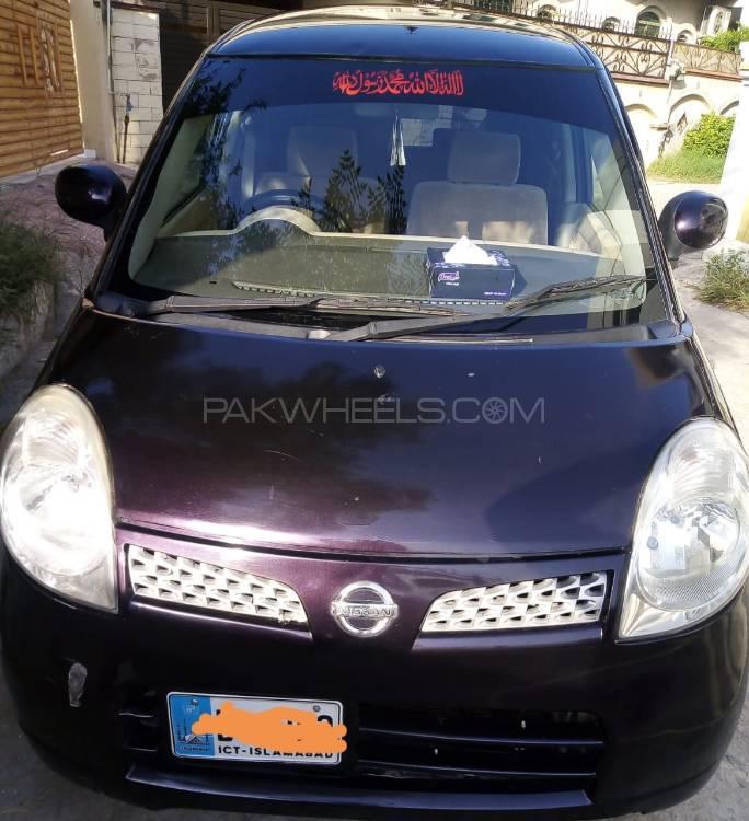Nissan Moco G 2010 Image-1