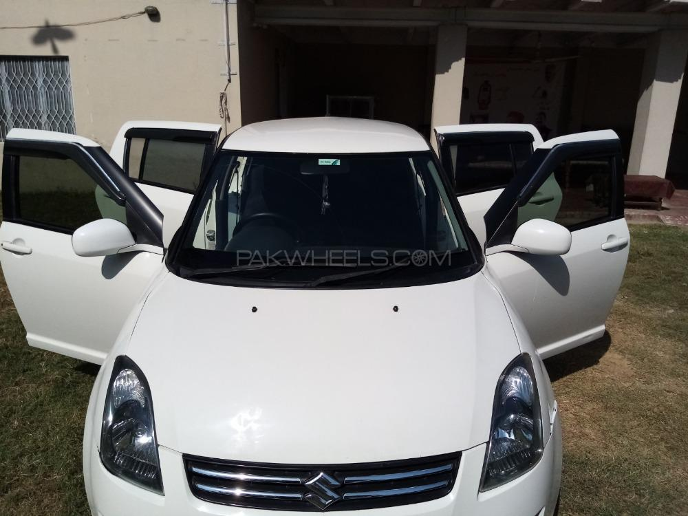 Suzuki Swift 2010 Image-1