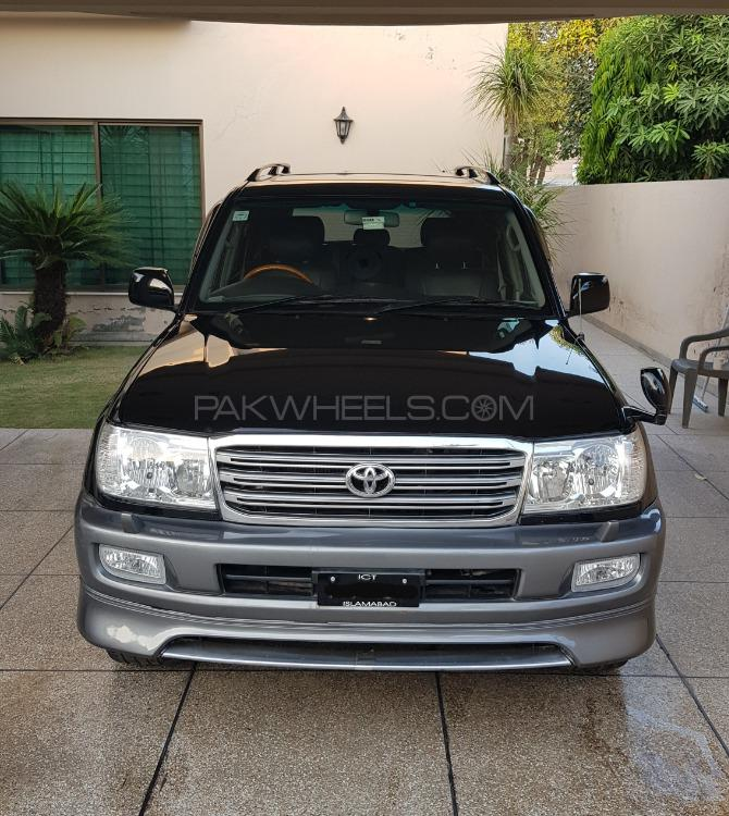Toyota Land Cruiser VX Limited 4.2D 2005 Image-1