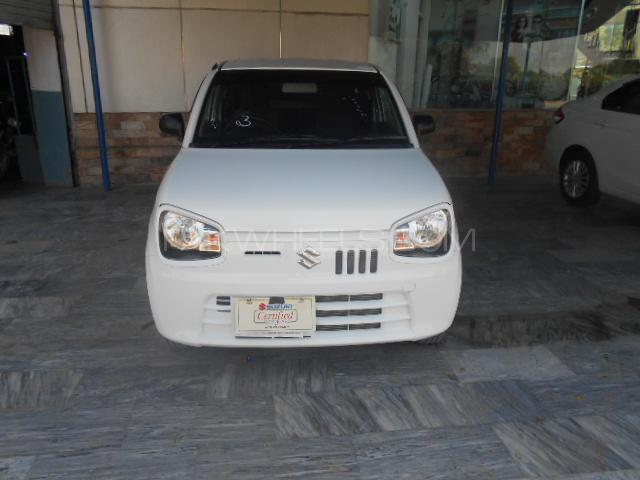 Suzuki Alto VXR 2020 Image-1
