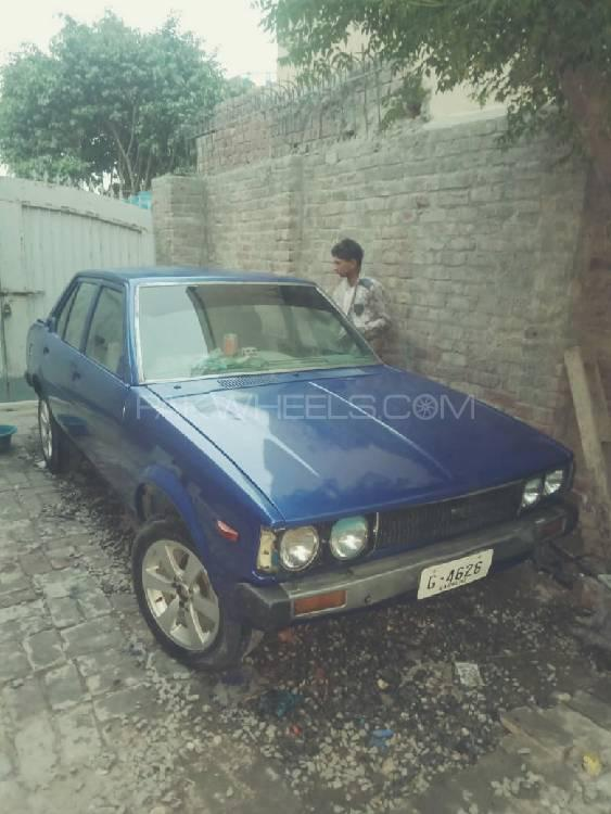 Toyota Corolla G L Package 1.5 1980 Image-1