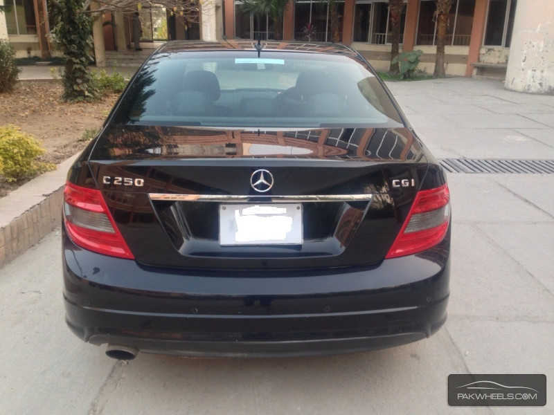 Mercedes benz c class c250 2010 for sale in islamabad for 2010 mercedes benz c250