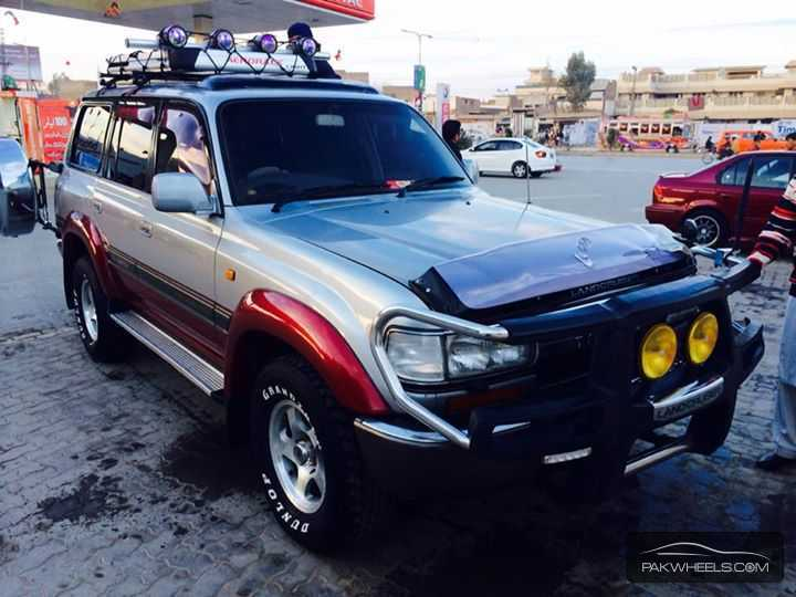 Toyota Land Cruiser VX Limited 4.5 1994 Image-1