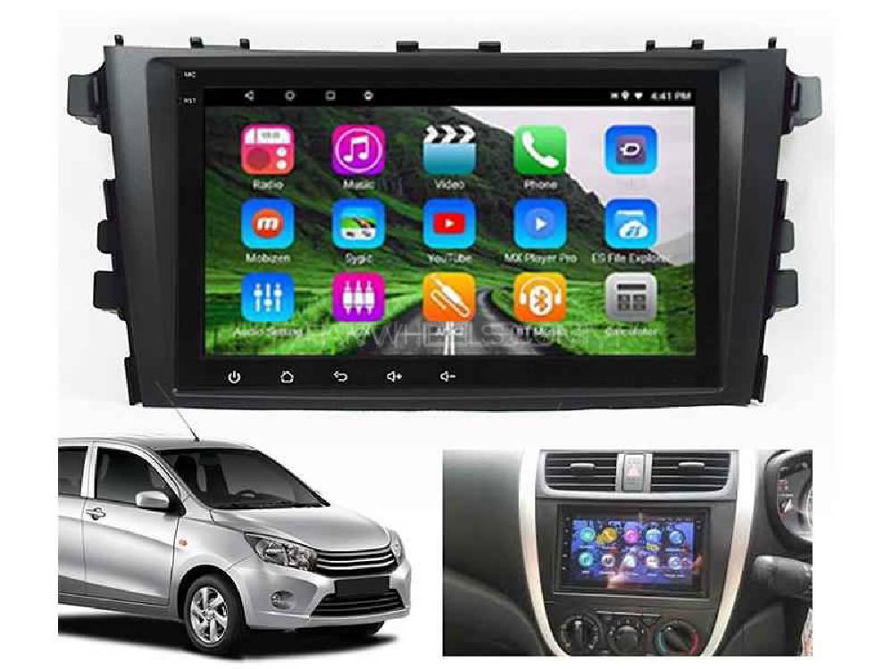 all car android LED available Image-1
