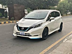 Used Nissan Note MEDALIST 2018