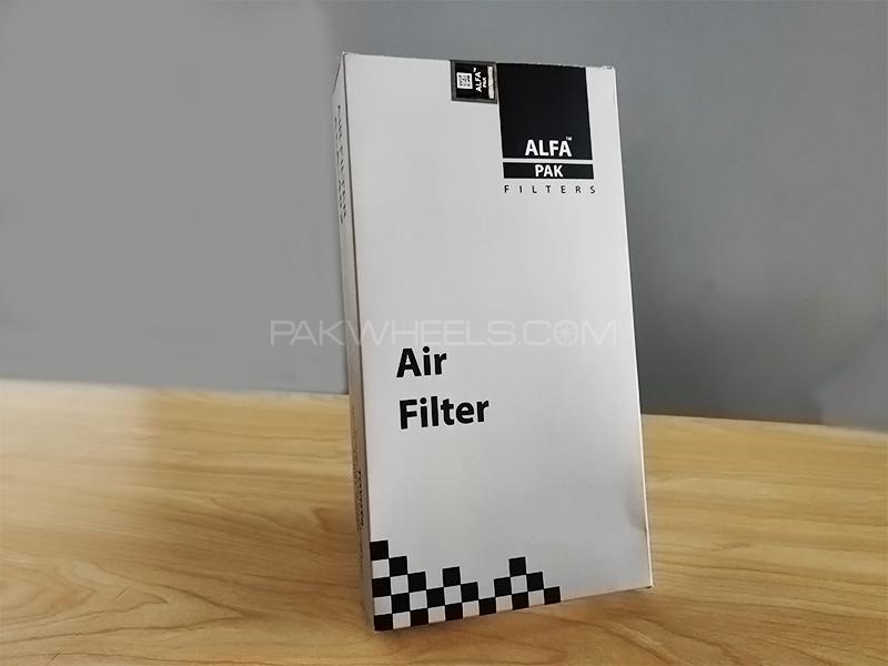 Suzuki Mehran 2012-2020 Alfa Air Filter  Image-1