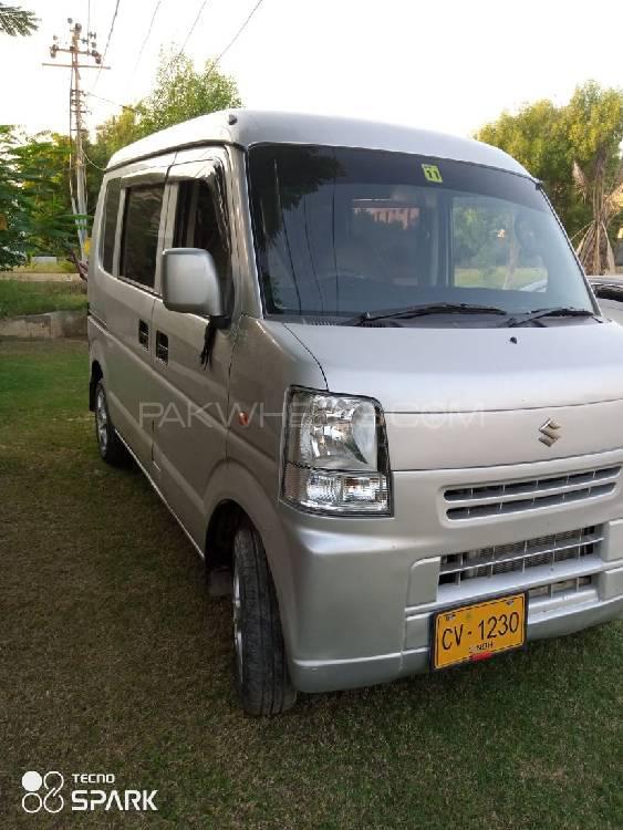 Suzuki Every Wagon JP Turbo Limited 2010 Image-1