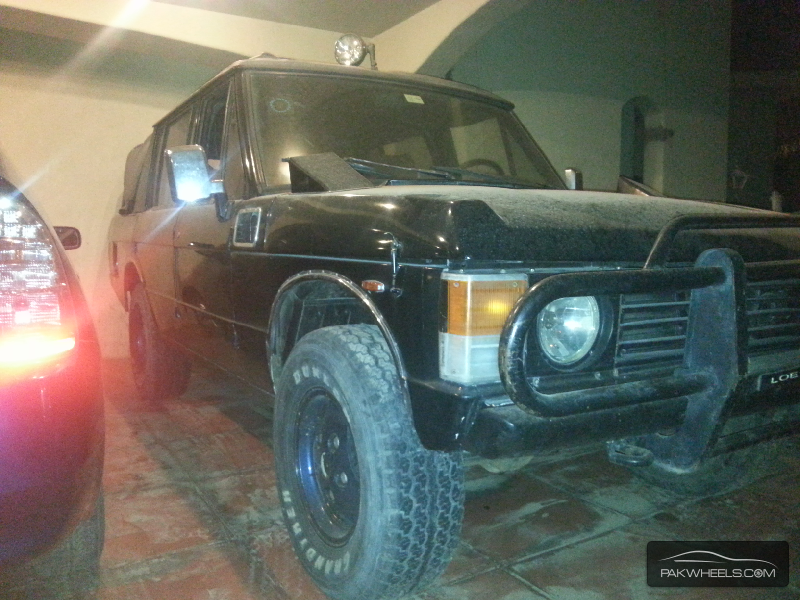 Range Rover Convertible For Sale >> Range Rover Sport 1980 for sale in Lahore | PakWheels