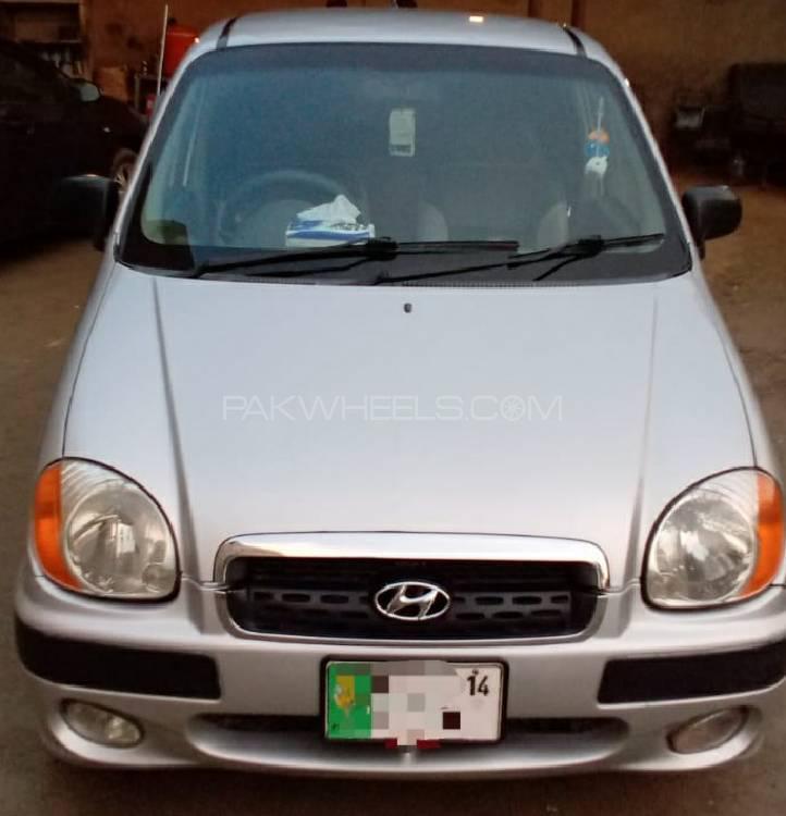 Hyundai Santro Exec GV 2014 Image-1
