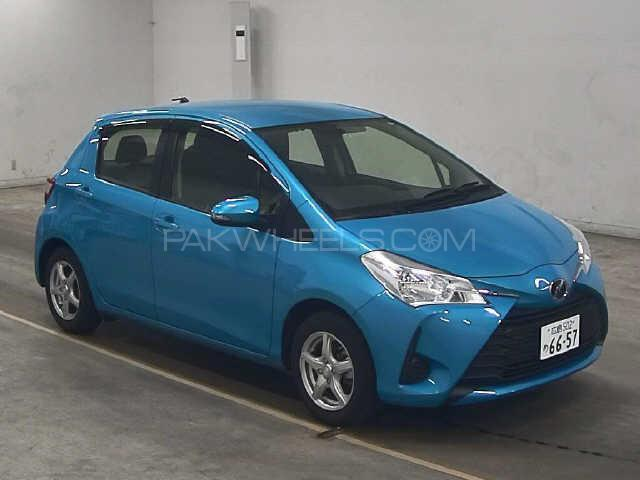 Toyota Vitz F M Package 1.0 2017 Image-1