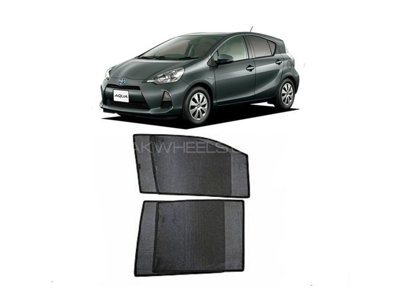 Sun Shades For Toyota Aqua 2013-2020 Image-1