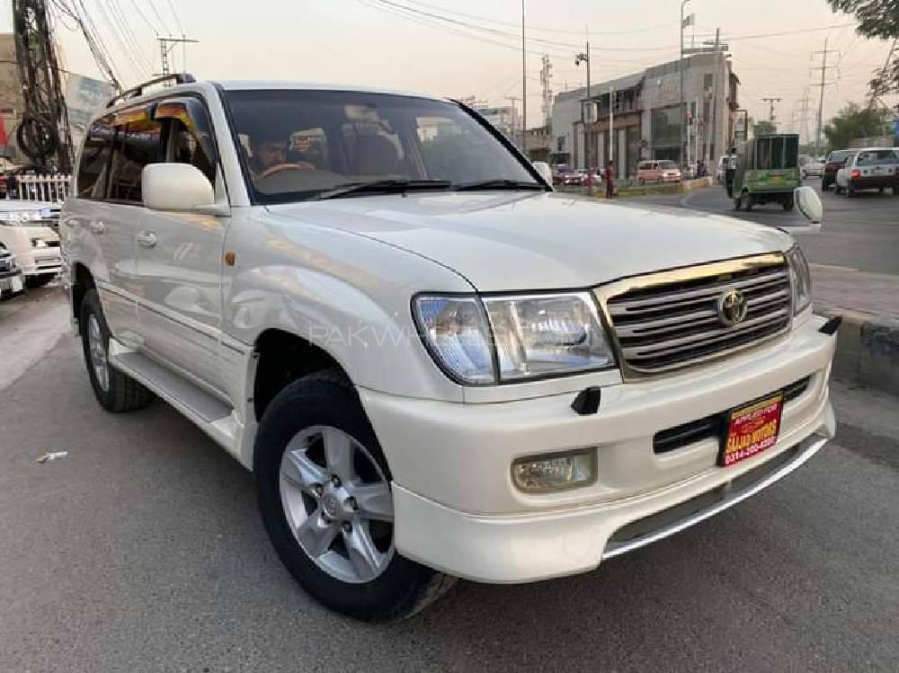 Toyota Land Cruiser VX Limited 4.2D 2002 Image-1