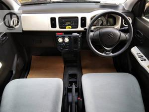 SUZUKI ALTO F 2017 MODEL BLACK COLOUR  19,000 KM GRADE  TENDER AUCTION  Merchants Automobile Karachi Branch, We Offer Cars With 100% Original Auction Report Based Cars With Money Back Guarantee.  Recommended Tips To Buy Japanese Vehicle:  1. Always Check Auction Report. 2. Verify Auction Report From Someone Else. 3. Ask For Japan Yard Pics If Possible.  MAY ALLAH CURSE LIARS..