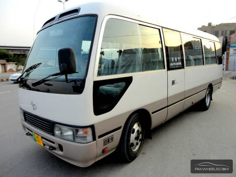 Can You Buy A Car Without A License >> Toyota Coaster 26 Seater F/L 1993 for sale in Lahore | PakWheels