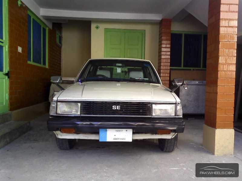 Used Toyota Corolla 1982 Car For Sale In Lahore