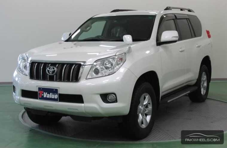 toyota prado tx 2 7 2009 for sale in sialkot pakwheels