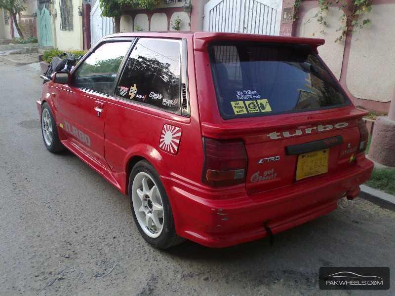 Toyota Starlet 84 For Sale In Karachi: Toyota Starlet 1993 For Sale In Karachi