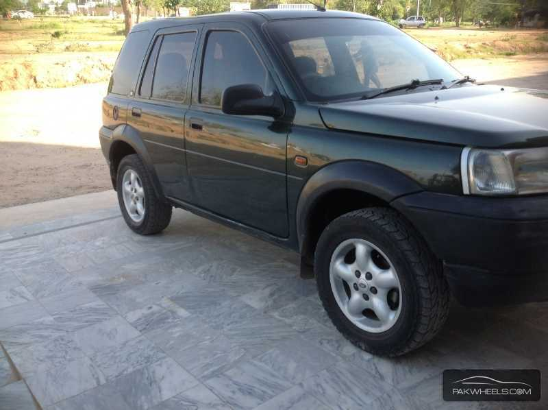 land rover freelander 2003 for sale in islamabad pakwheels. Black Bedroom Furniture Sets. Home Design Ideas
